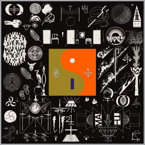 Album artwork of '22, A Million' by Bon Iver