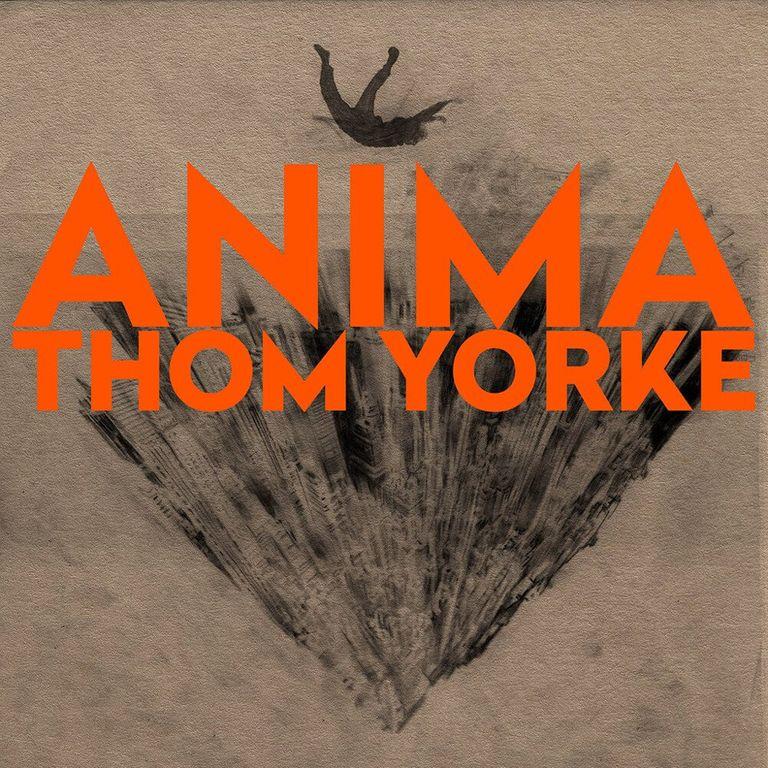 Album artwork of 'Anima' by Thom Yorke