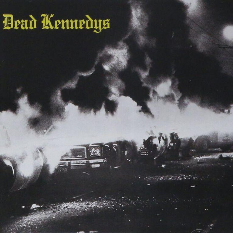 Album artwork of 'Fresh Fruit for Rotting Vegetables' by Dead Kennedys
