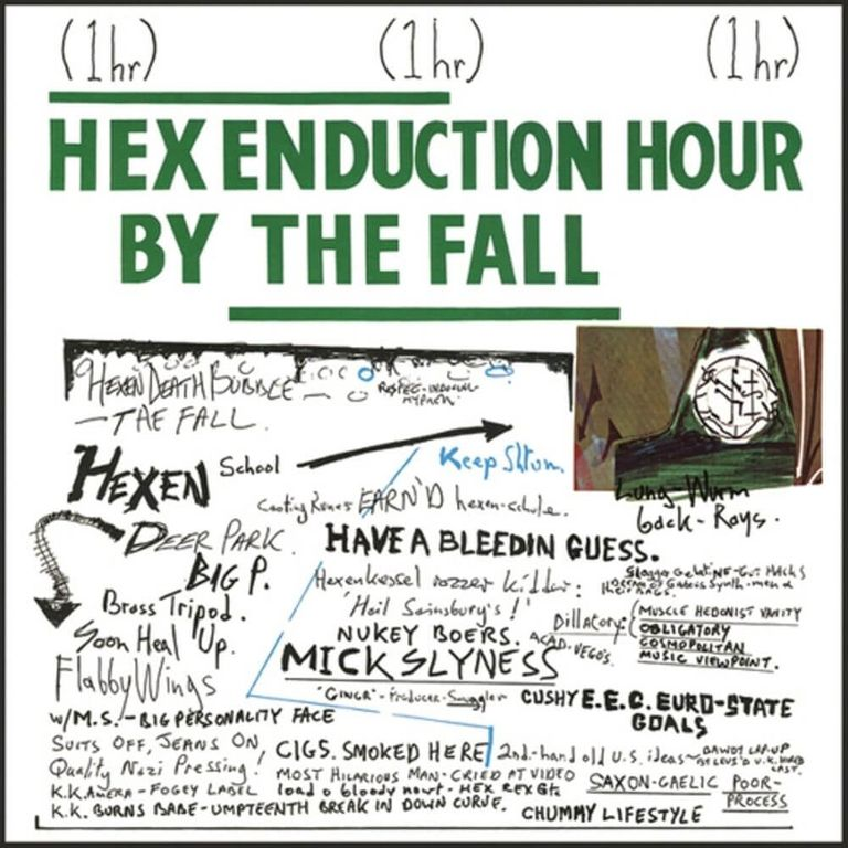 Album artwork of 'Hex Enduction Hour' by The Fall