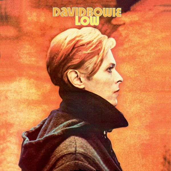 Album artwork of 'Low' by David Bowie